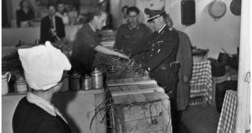 Tù nhân Do Thái bị Đức quốc xã lấy sạch tài sản thế nào?
