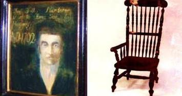 Bí ẩn lời nguyền chiếc ghế của tử tù ai ngồi vào cũng mất mạng