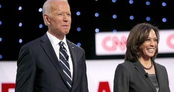 Nữ phó tướng của ông Biden làm nên lịch sử gây kinh ngạc nào?