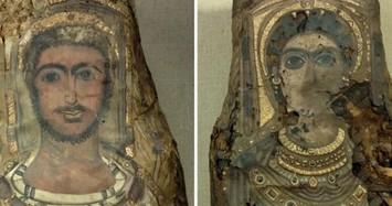 Hé lộ bí mật về 2 xác ướp Ai Cập sau hơn 400 năm