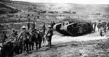 Quân đội các nước dùng vũ khí nào để chiến đấu trong Thế chiến 1?
