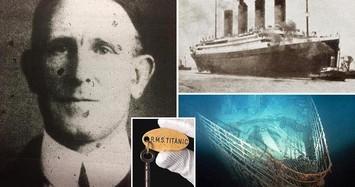 Thuyền trưởng Titanic ở đâu khi tàu chìm?