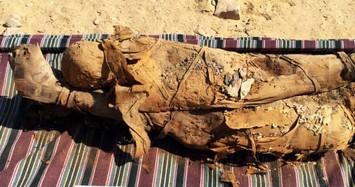 Khai quật hàng trăm xác ướp hàng nghìn tuổi ở Ai Cập năm 2020