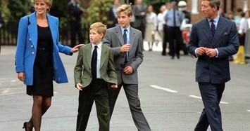 Những lần Công nương Diana phá vỡ quy tắc hoàng gia vì các con
