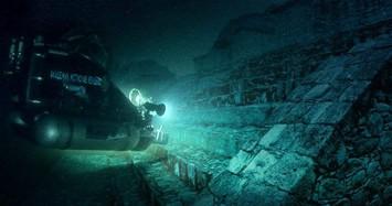 Bí ẩn kiến trúc giống kim tự tháp dưới đáy biển Bồ Đào Nha có niên đại hơn 20.000 năm
