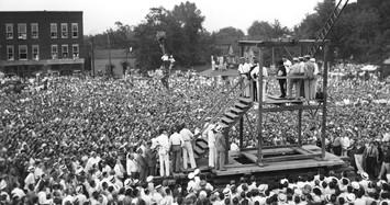 Vụ xử tử công khai cuối cùng ở Mỹ vào năm 1936