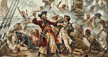Thủ đoạn tàn ác làm nên tên tuổi hải tặc Râu đen
