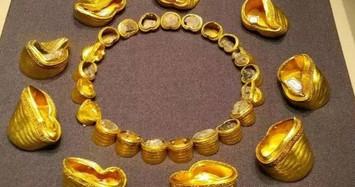 Bí ẩn danh tính chủ nhân mộ cổ với kho báu đầy vàng và hộp sọ dị dạng