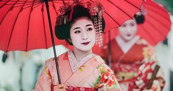Bí mật về quá trình khổ luyện của Geisha Nhật Bản