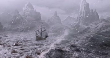 Bí ẩn con tàu chở 1 triệu thỏi vàng bị chìm gần 500 năm trước