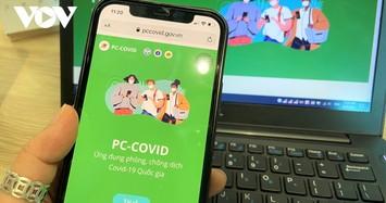Lý giải nguyên nhân PC-Covid không thay thế app chống dịch ở địa phương