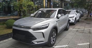 Xe ôtô Trung Quốc nhập về Việt Nam bất ngờ tăng vọt