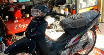 """Honda Wave @ 2005 biển """"ngũ quý"""" giá hơn 200 triệu tại Bến Tre"""