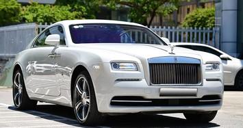 Đại gia Hà Nội bán Rolls-Royce Wraith giảm 8 tỷ dù mới chạy 6 năm