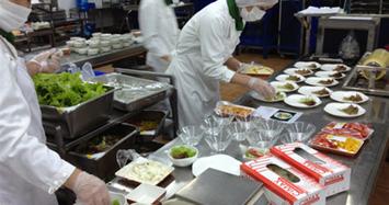 Lao đao vì COVID-19, lợi nhuận quý I của Suất ăn Hàng không Nội Bài lao dốc 94%