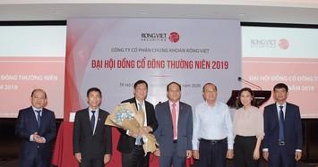 Ông Trần Lệ Nguyên không còn là Chủ tịch Chứng khoán Rồng Việt