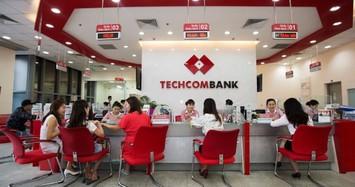 Techcombank được chấp thuận tăng vốn lên 35.049 tỷ đồng