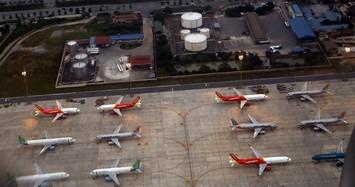 Lợi nhuận hàng không lao dốc, dòng tiền kinh doanh cạn kiệt trong năm COVID-19
