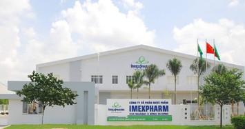 Dược phẩm Imexpharm đặt kế hoạch lãi tăng 14% trong năm 2021