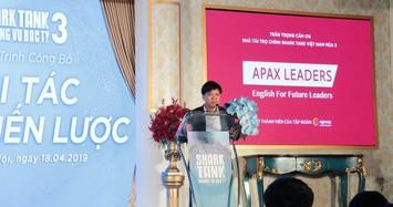 Sếp Apax Holdings muốn bán tiếp 550.000 cổ phiếu khi vừa thu về 9,5 tỷ đồng