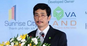 Chủ tịch Bùi Thành Nhơn và người thân sở hữu gần 63% vốn Novaland