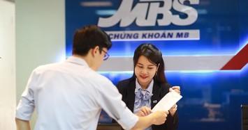 Chứng khoán MB (MBS) sẽ phát hành 103 triệu cp, tăng vốn lên 2.676 tỷ đồng