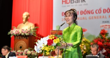 ĐHĐCĐ HDBank: Chia cổ tức 25%, doanh thu phí bancassurance trên 1.000 tỷ