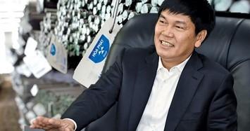 Gia đình ông Trần Đình Long sắp nhận về 580 tỷ và 405 triệu cổ phiếu HPG từ cổ tức