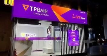TPBank đã thu về hơn 1.100 tỷ đồng khi bán hết cổ phiếu quỹ
