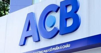 ACB chốt quyền trả cổ tức 25% bằng cổ phiếu năm 2020