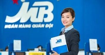 Cổ phiếu MBB tím trần khi được nâng vốn trả cổ tức 35%