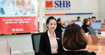 Bị SSI định giá cổ phiếu ở mức 25.050 đồng, SHB có nợ xấu khủng tới đâu?