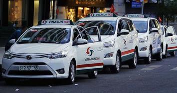 Vinasun tạm dừng dịch vụ taxi tại TP HCM