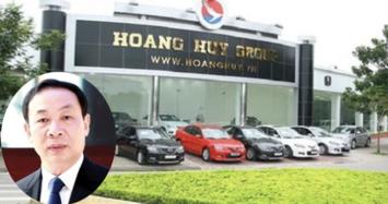 Chủ tịch Đỗ Hữu Hạ dự kiến chuyển 5% vốn tại HHS cho TCH