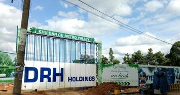 DRH Holdings lần đầu báo lỗ gần 2 tỷ đồng trong 5 năm trở lại đây