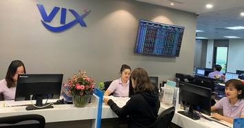 Chứng khoán VIX báo lãi tăng mạnh lên hơn 100 tỷ đồng, cổ phiếu giảm giá phân nửa