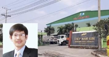 CEO Thép Nam Kim chốt lời 15 triệu cổ phiếu khi thị giá NKG lập đỉnh