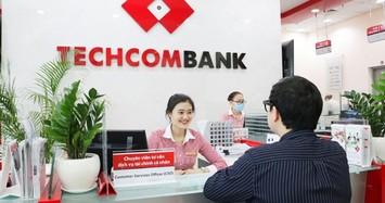 Người nhà lãnh đạo Techcombank chi hơn 15 tỷ đồng gom 300.000 cổ phiếu TCB