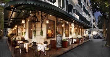 Chiêm ngưỡng vẻ sang trọng bậc nhất của khách sạn Metropole Hà Nội nơi có khách nhiễm Covid-19