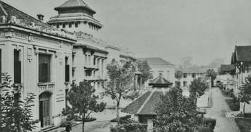 Ảnh hiếm về thuở sơ khai của những ngôi trường cổ nhất Hà Nội