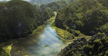 Những hình ảnh đẹp như mơ ở Ninh Bình qua ống kính quốc tế