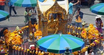 Ý nghĩa của tượng Phật bốn mặt người Thái đặc biệt tôn thờ