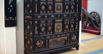 Bộ sưu tập cổ vật tuyệt đẹp của cố GS Dương Minh Thới