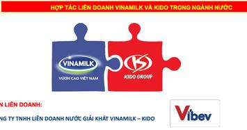 Thái Lan có Thaibev, Việt Nam có Vibev của Vinamilk và Kido