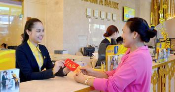 Chi phí dự phòng tăng vọt kéo lợi nhuận của NamABank lao dốc 58%