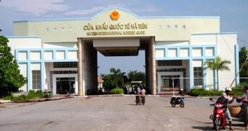 Lập Khu kinh tế cửa khẩu Hà Tiên rộng 1.600 ha