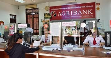 Nguồn thu chính giảm, Agribank báo lợi nhuận 6 tháng lao dốc, nợ xấu hơn 24.000 tỷ
