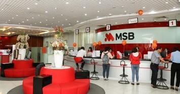 Nợ xấu của ngân hàng MSB tăng đến 38% dù lợi nhuận 9 tháng vượt 16% kế hoạch