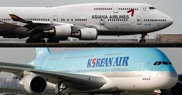 Cổ phiếu của Asiana Airlines tăng vọt khi xuất hiện thông tin về việc bán cho Korean Air