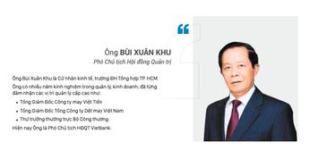 Ông Dương Ngọc Hoà rời Vietbank sau nhiều năm gắn bó, tân Chủ tịch Vietbank là ai?